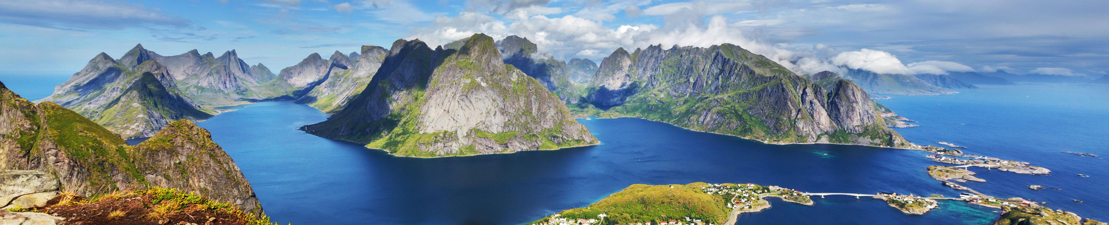 Лофотени – подорож за полярне коло Норвегії