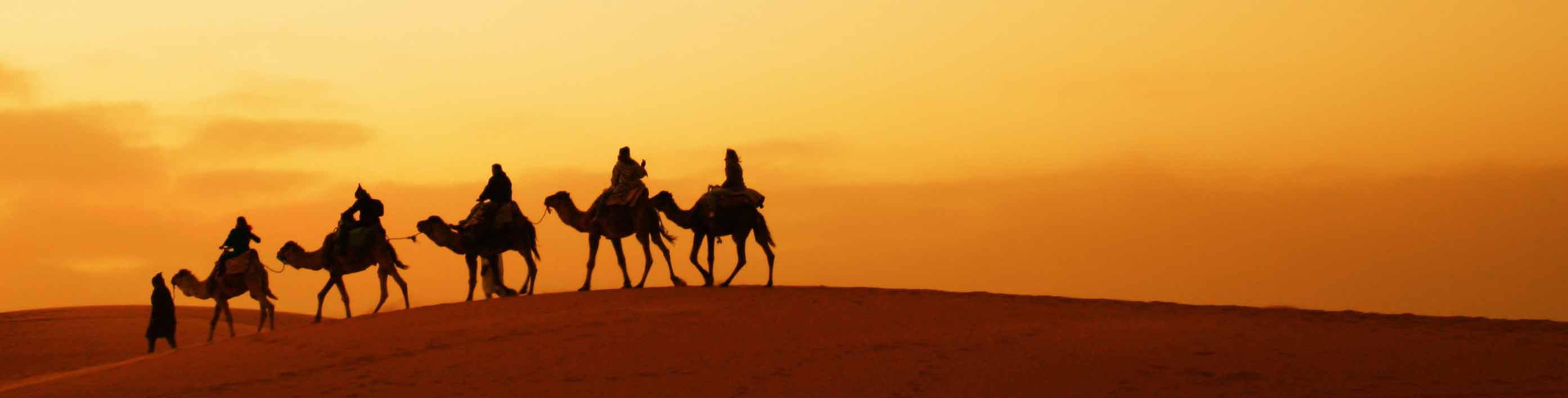Марокко: пустеля, океан і гори