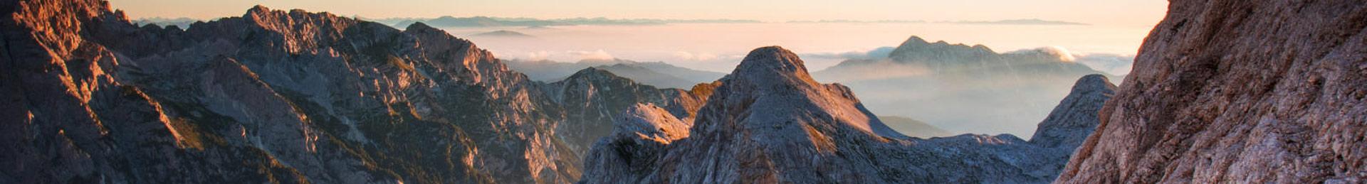 Юлійські Альпи: долина 5 озер і Триглав
