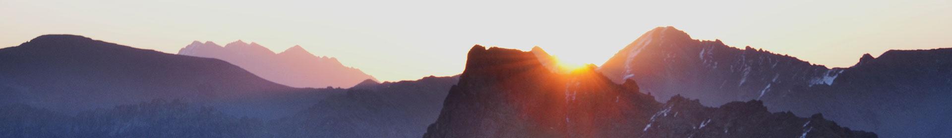 Понтійські гори. Поміж Альпами і Кавказом