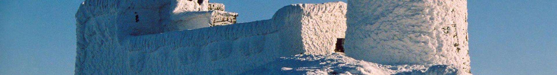 Білий слон. Похід по зимовій Чорногорі