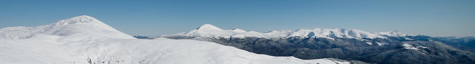 Петрос і зимова Чорногора