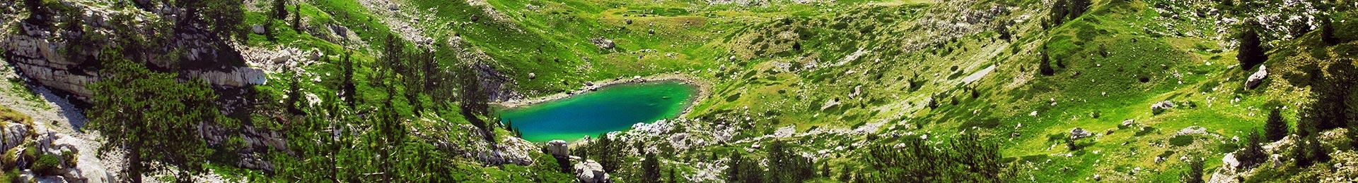 Албанські Альпи та Іонічне море