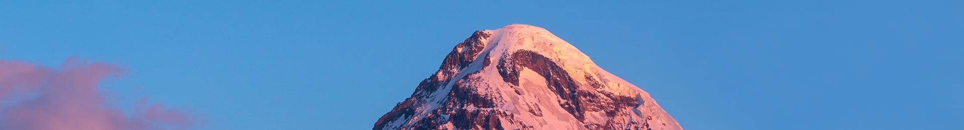 Сходження на Казбек та скелі Чаухі
