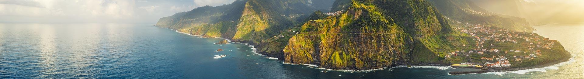 Острів Мадейра. Прогулянки біля океану